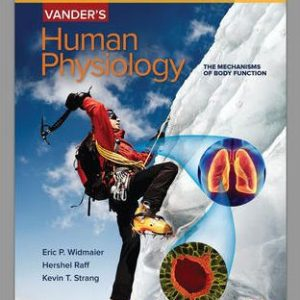 Vander's Human Physiology 15th Edition by Eric Widmaier