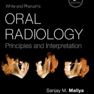 White and Pharoah's Oral Radiology 8th Edition by Mallya